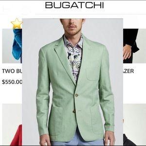 Bugatchi Uomo blazer made in Italy.
